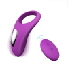 Wireless Remote Control Vibrator For Man Penis Sleeve Vibrator Ring Delay Time G-spot Clitoris Stimulator Adult Toys for Couples